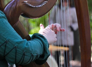 Is the Harp Hard to Learn? And Other Questions for Beginners celtic harp vs lyre