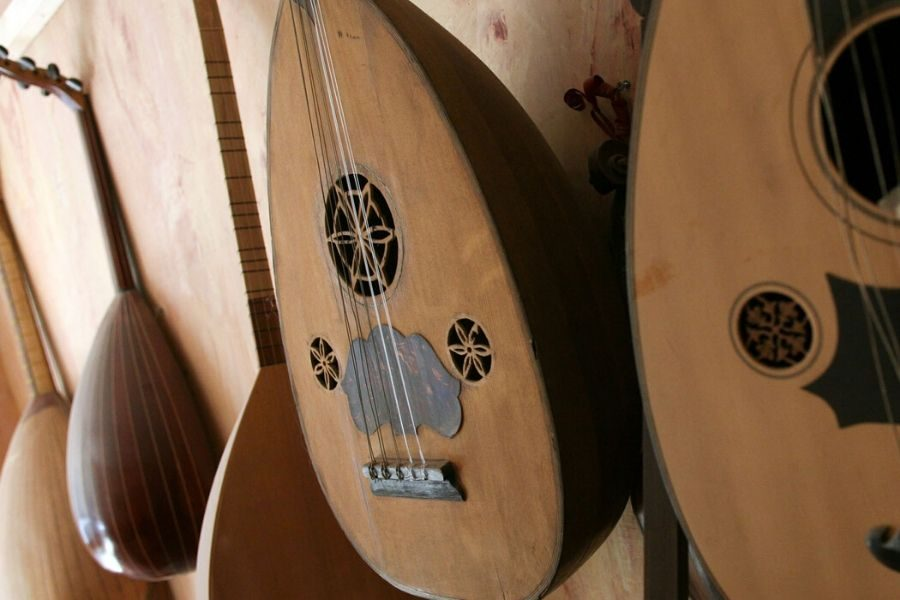 how to learn the Bouzouki